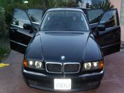 BMW 740 BMW 7-Series Chrome